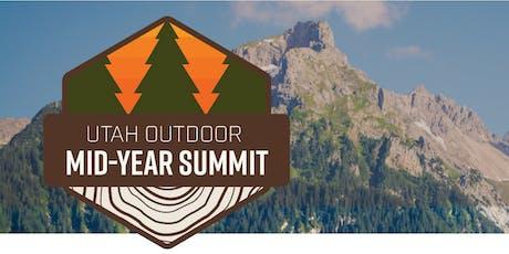 Utah Outdoor Mid-Year Summit tickets