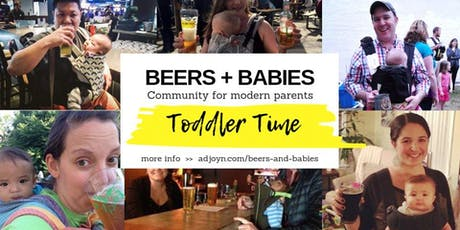Beers and Babies Toddler Playgroup tickets