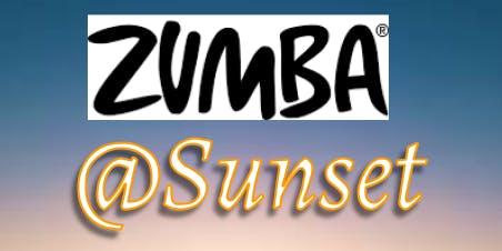 Zumba @Sunset on Rockaway Beach