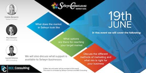 Growing your Business in Selwyn