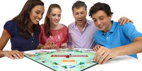 Family Games Afternoon tickets