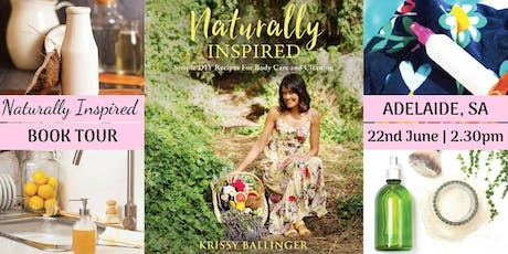 Naturally Inspired Author Talk – Adelaide, SA tickets