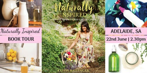 Naturally Inspired Author Talk – Adelaide, SA