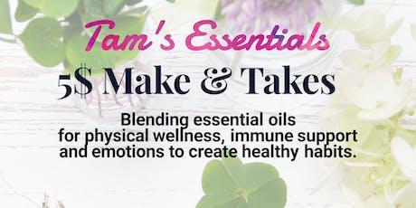 Tam's Essentials: Healthy Habits tickets