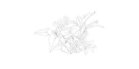 Botanical Art Workshop with KBH Art tickets
