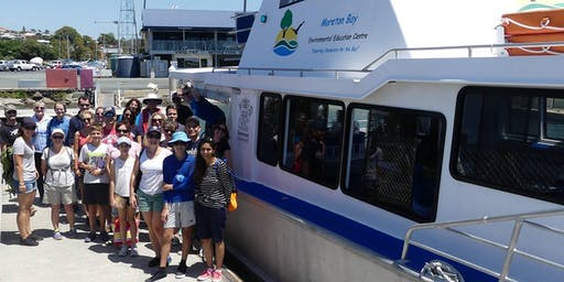 National Science Week - Moreton Bay Cruise