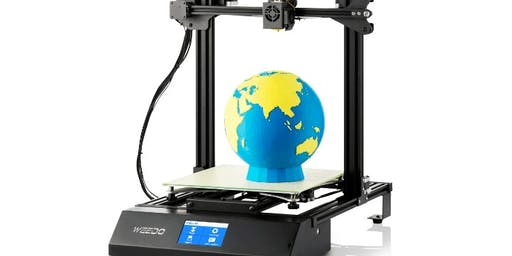 3d Printing intro/Modelling And 3d Printing Exhibition