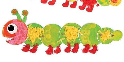 The Very Hungry Caterpillar (Ages 5-8) and Knitting (Ages 8+)