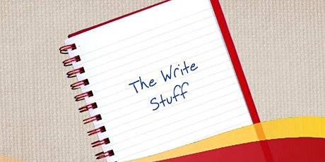 The Write Stuff Writers' Group - Adult Program tickets