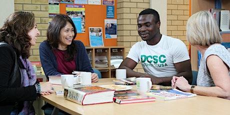 English Conversation Group - Success - Adult Program tickets