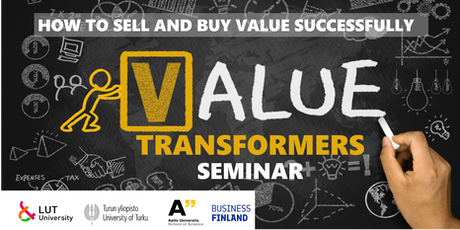 VALUE TRANSFORMERS FINAL PROJECT SEMINAR tickets