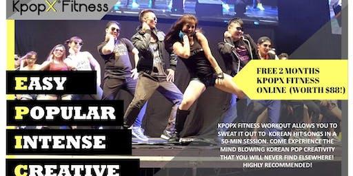 KpopX Fitness Philippine Launch