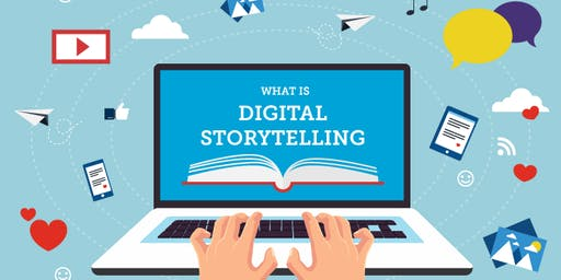 Digital Storytelling Workshop in Mansfield