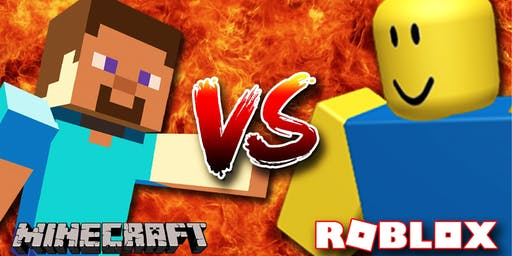 Camp: Roblox vs Minecraft Game Programming