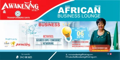 AFRICAN BUSINESS LOUNGE