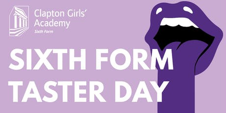 CGA Sixth Form Taster Day tickets
