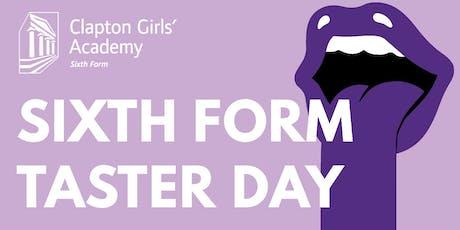 CGA Sixth Form Taster Day tickets