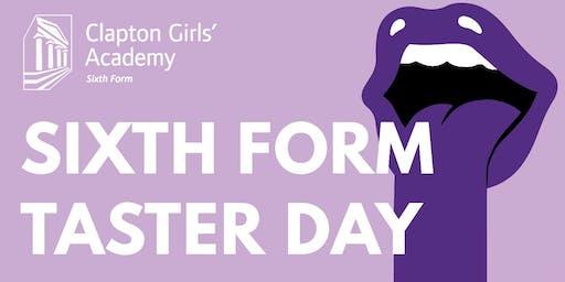 CGA Sixth Form Taster Day