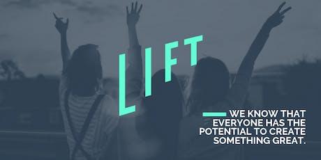 LIFT lives - wir machen was aus deinem Leben! Tickets