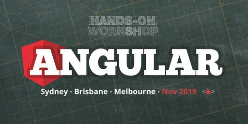 Angular Workshop (2 Day Training) - Melbourne