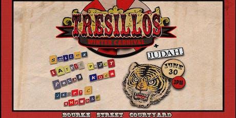 Tresillo's Winter Carnival w/ Judah tickets