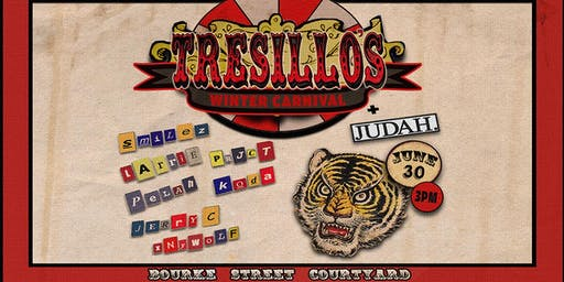 Tresillo's Winter Carnival w/ Judah