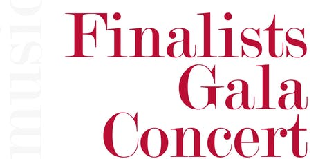 Finalists Gala Concert  tickets