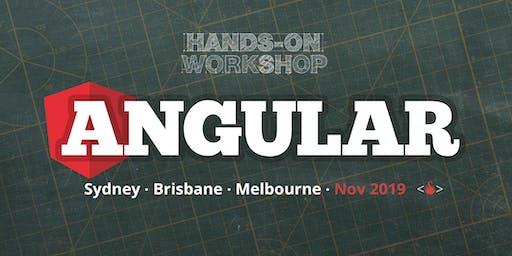 Angular Workshop (2 Day Training) - Sydney