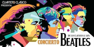Concierto de lo Clásico a los Beatles