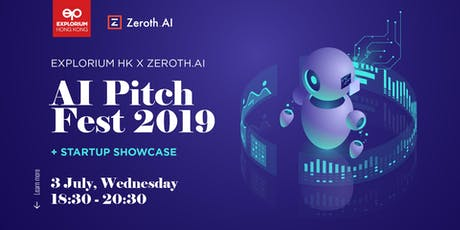 AI Pitch Fest 2019 tickets
