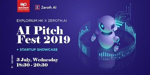 AI Pitch Fest 2019