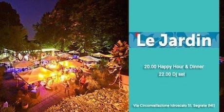Le Jardin - Idroscalo - Discoteca - Funzies biglietti