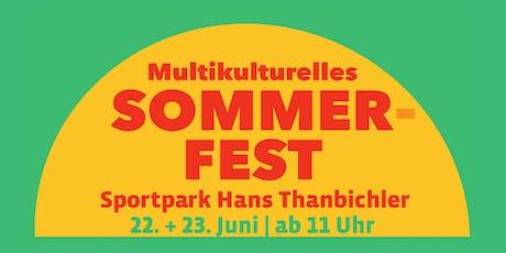 Multikulturelles Sommerfest Tickets