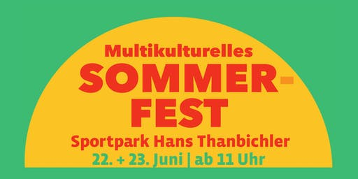 Multikulturelles Sommerfest