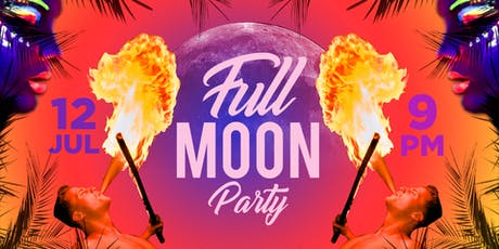 Full Moon Party Melbourne July 2019 tickets