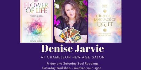 Awaken Your Light With Denise Jarvie tickets