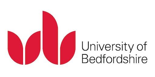 University of Bedfordshire English Literature Taster Day