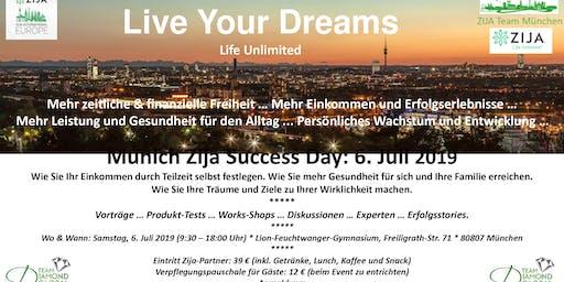 Munich Zija Success Day