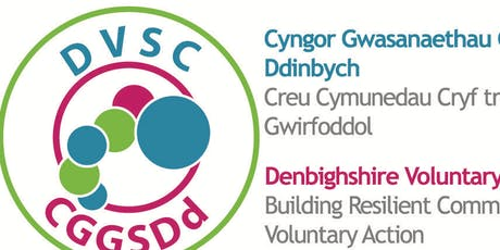 Betsi Cadwaladr University Health Board - Working with the Third Sector tickets