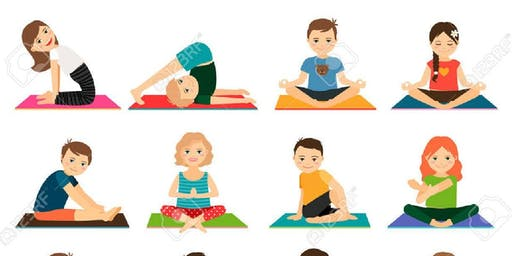 Kids Week Yoga at Chill Out 8+ years 1:40-2pm