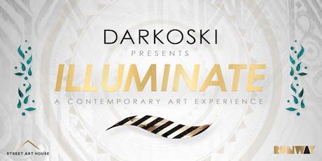 Street Art House Residency Show: ILLUMINATE BY DARKOSKI tickets
