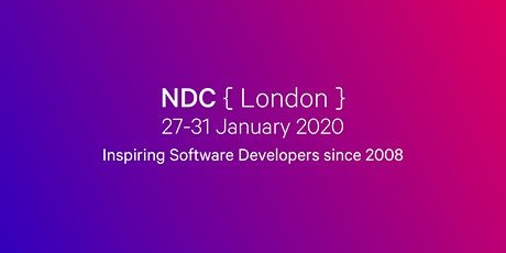 NDC London 2020 | Conference for Software Developers tickets