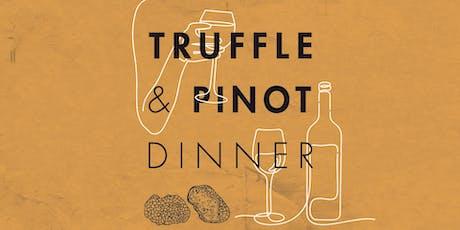 Truffle & Pinot Dinner tickets