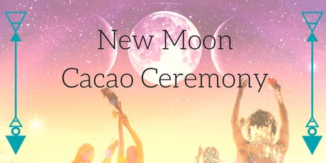 New Moon & Cacao Ceremony  tickets