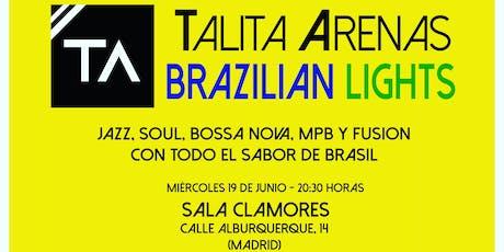 Talita Arenas  tickets