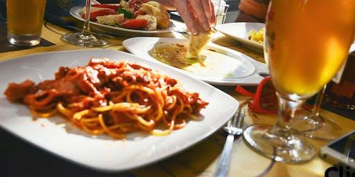 Sortie restaurant avec les Français et francophones de la région d'Eindhoven