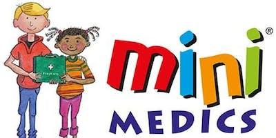Mini Medics - First Aid training for Children