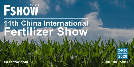 China International Fertilizer Show (FSHOW) tickets