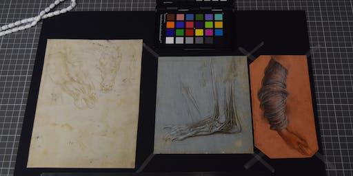 Laparoscopes and Leonardo: unveiling the secrets of art using medical imaging