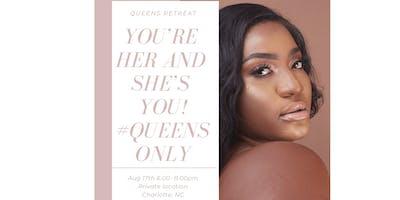 QueensOnly Retreat